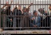 پشت صحنه فیلم یتیم خانه ایران