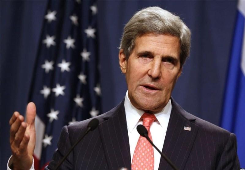 وزیر الخارجیة الأمریکی : المبادرة الروسیة بشأن الأزمة فی سوریا مفیدة