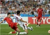 فیلم/گل سردارآزمون در بازی قطر-ایران