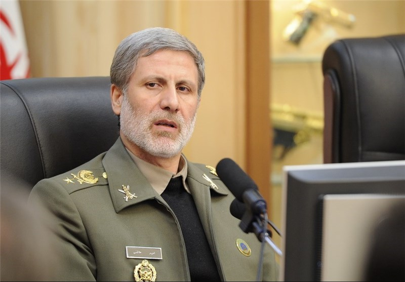 Iranian Defense Minister Nominee Briefs MPs on Future Plans