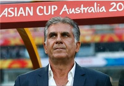 کیروش: درخشان و قلعهنویی استحقاق هیچ جایگاهی را در فوتبال ایران ندارند