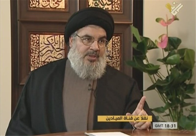 Iran in Best Conditions, Resists All Pressures: Nasrallah