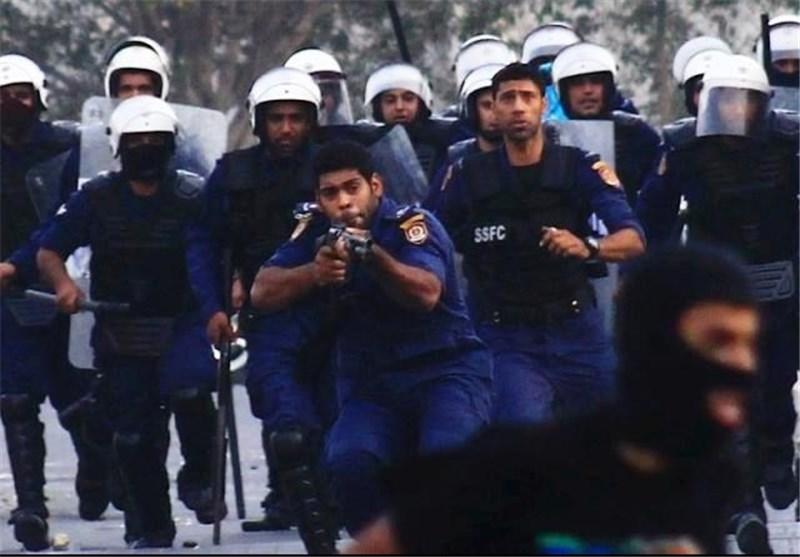 نیروهای امنیتی بحرین