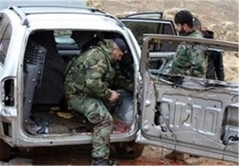 """الجیش اللبنانی یضبط سیارة مفخخة ویحبط سلسلة عملیات """"ارهابیة """""""