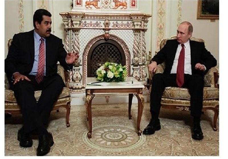بوتین ومادورو یسعیان نحو تعزیز التحالف الاستراتیجی بین کاراکاس وموسکو