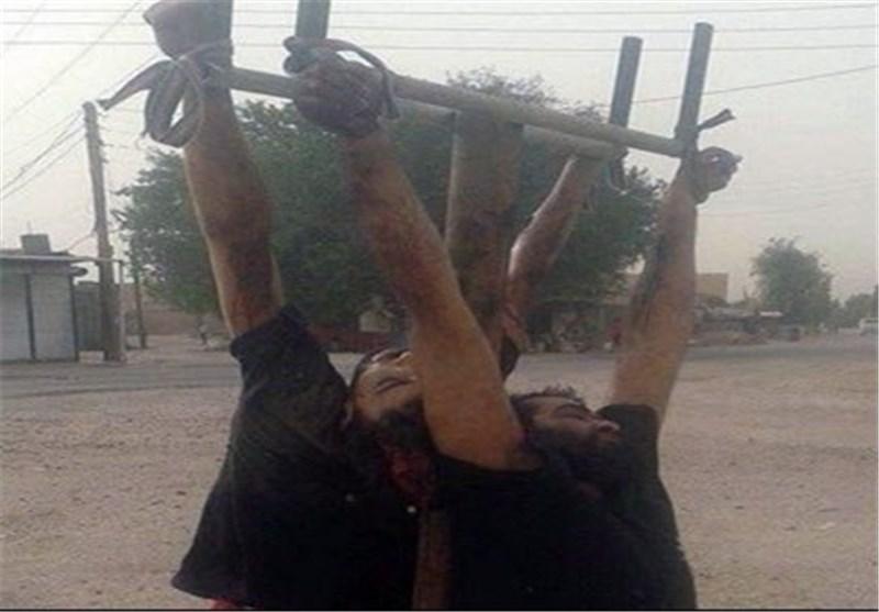 داعش يصلب