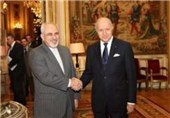 Iran's FM Holds Talks with US, French Counterparts in Paris