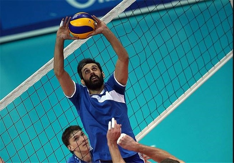 Everything Is Good in Zenit Kazan, Iran's Marouf Says