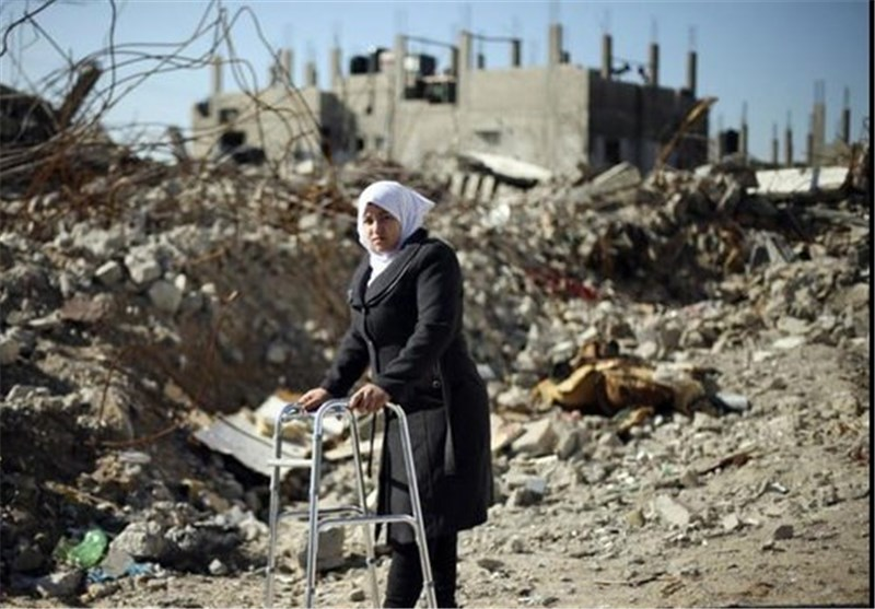 UN Halts Gaza Reconstruction Works as Renege on Vow