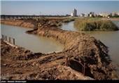 آلودگی زیست محیطی رودخانه کارون