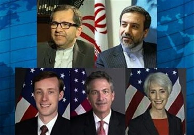 استئناف المفاوضات النوویة بین ایران الاسلامیة وأمریکا
