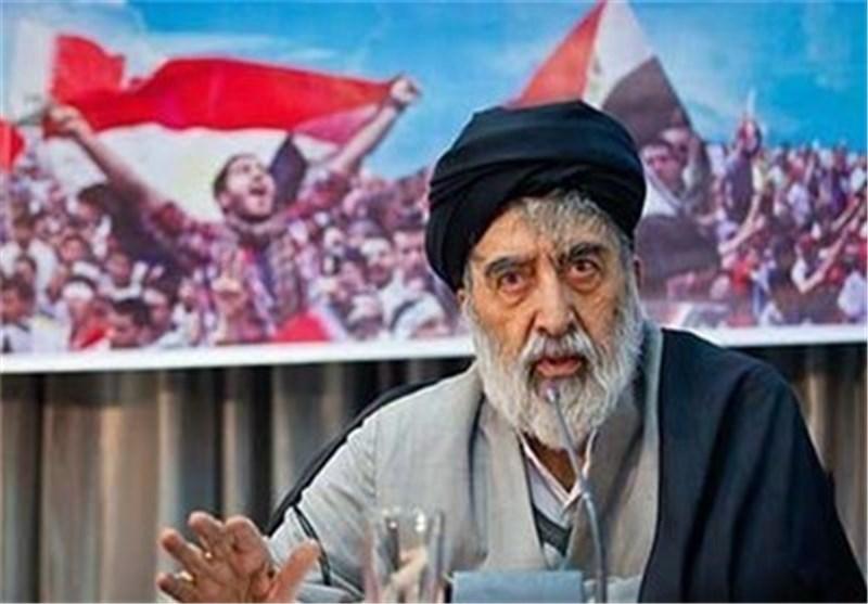 السید خسروشاهی: حریة الرأی فی الغرب انما یتم استخدامها للاساءة للمسلمین فقط