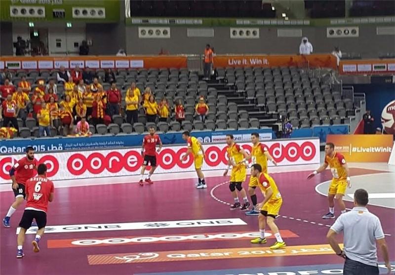 World Handball Championship: Iran Narrowly Beaten By Macedonia