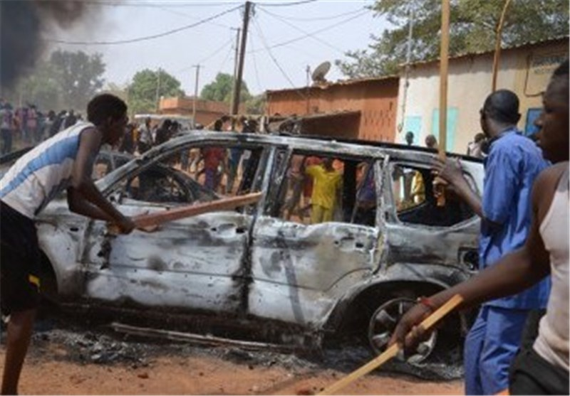 Niger Death Toll Rises after Cartoon Protests