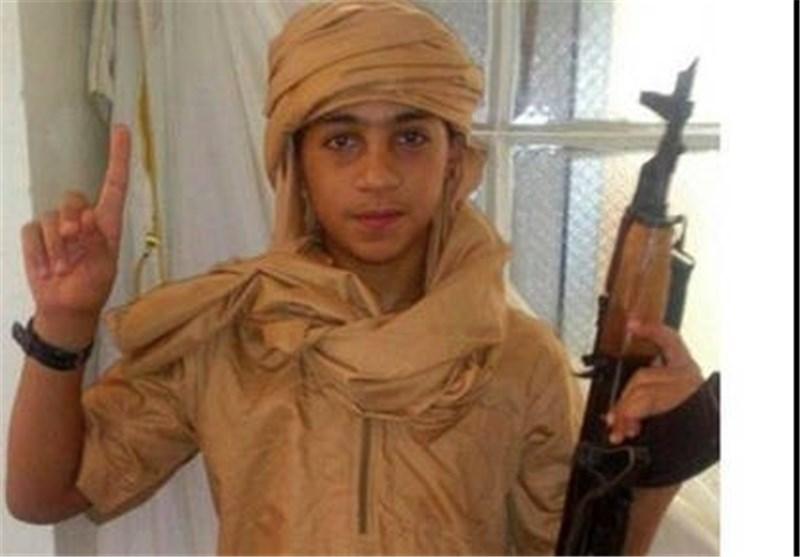 من هو اصغر داعشی أجنبی؟