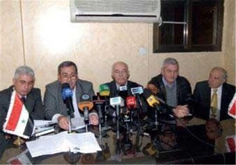 """""""هیئةالتنسیق"""" السوریة المعارضة توافق على المشارکة بلقاء موسکو"""