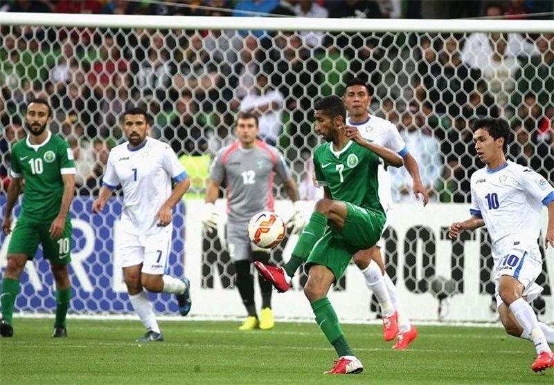 Saudi Arabia Out of Asian Cup