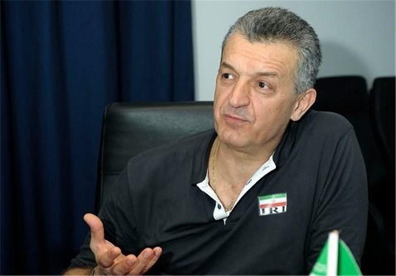 سوتکوویچ: کولاکوویچ در حال حاضر بهترین گزینه برای تیم ملی والیبال ایران است
