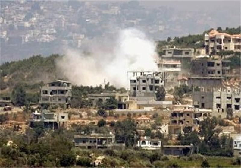 جیش الاحتلال الصهیونی یستهدف الجیش اللبنانی بالقنابل الدخانیة وسقوط عدد من الإصابات