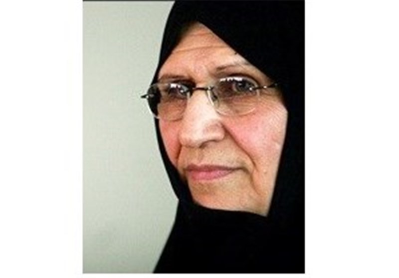 السیدة مصطفوی : الصمود هو السبیل الوحید لتحریر فلسطین