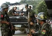 سرباز میانمار