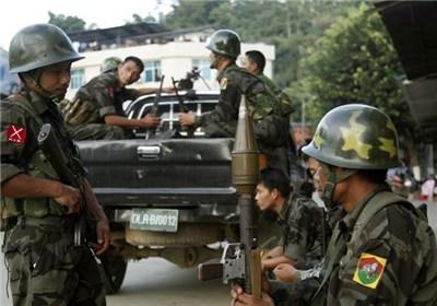 اعتراف دو نظامی میانمار به نسل کشی مسلمانان روهینگیا
