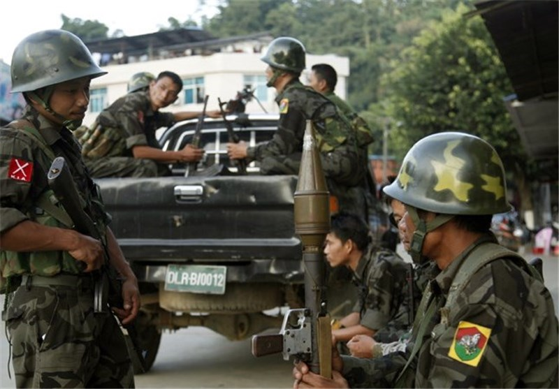 Myanmar Ordusu Tarafından Rohingya'daki Müslüman Kadınlara Saygısızlık