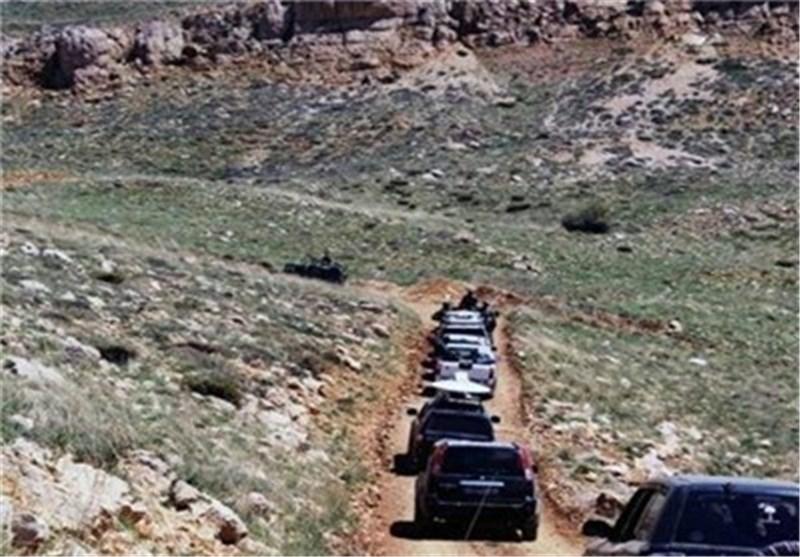 افشال هجوم للمجموعات الارهابیة السوریة للتوغل داخل الاراضی اللبنانیة