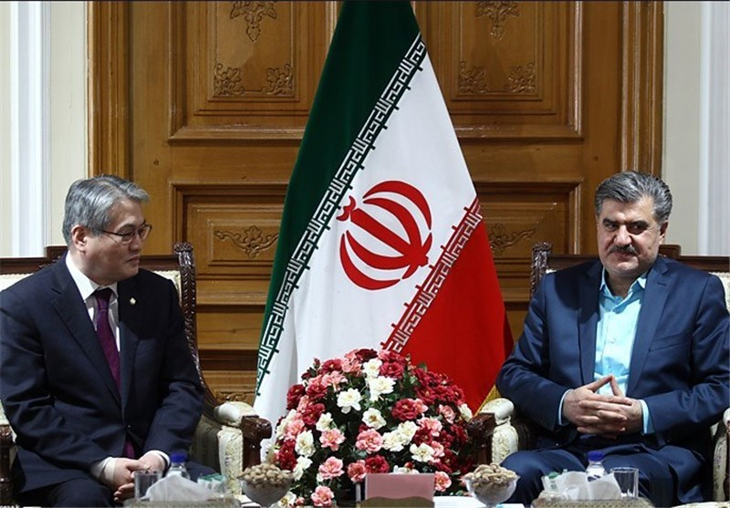MP: Iran Welcomes Stronger Parliamentary Ties with S. Korea