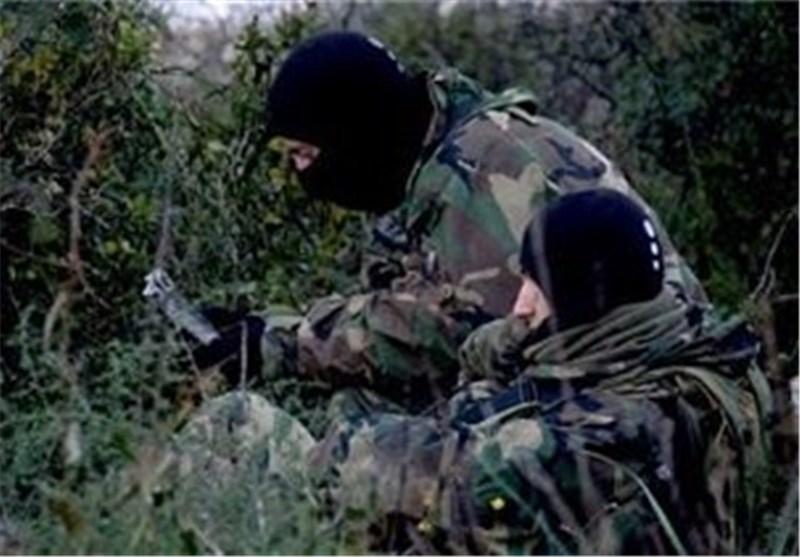 """جنود وحدة"""" اغوزی""""الصهیونیة یتدربون على قتال مقاتلی حزب الله"""