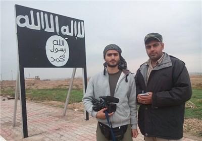 تصاویر دوربین فیلمبردار داعش در دستان مستندساز ایرانی