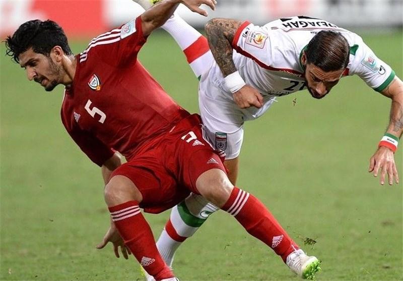 ایران تحقق ثالث انتصاراتها وتترشح باقتدار الى الربع النهائی فی بطولة امم اسیا 2015