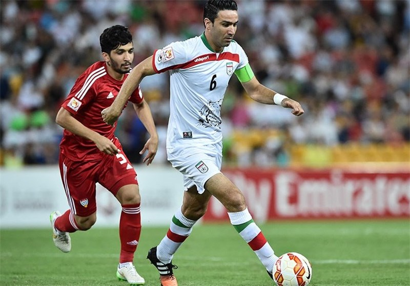 Javad Nekounam Becomes Iran's Most Capped Player
