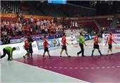 Iran Loses to Croatia in World Handball Championship
