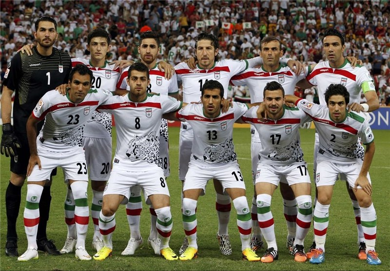 Iran Drops One Place in FIFA Rankings