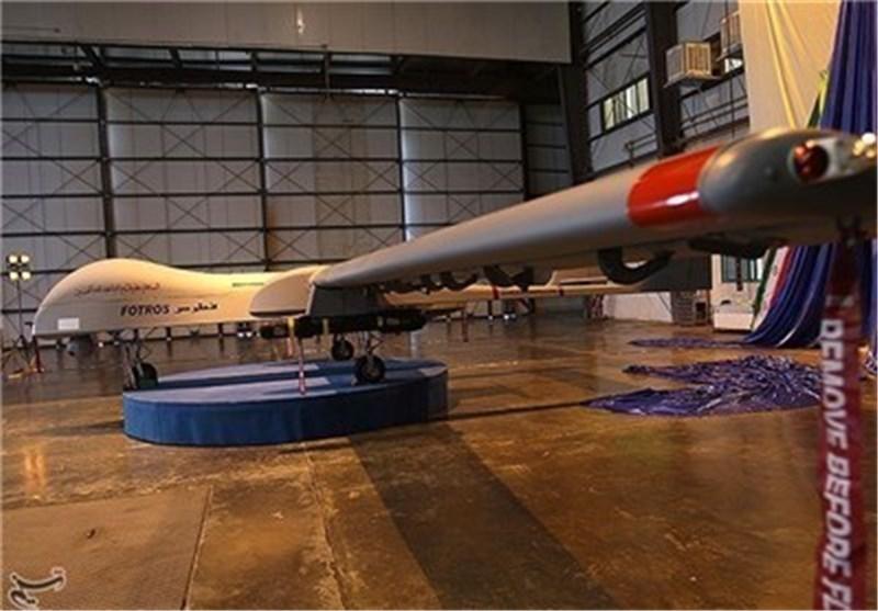 ایران الاسلامیة تنتج أول نموذج محاکاة لنفق هوائی تحلق فیه طائرات بدون طیار