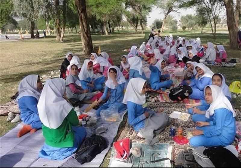 دانشآموزان 8 استان در اردوی مناطق مرزی غرب کشور به میزبانی اردبیل شرکت کردند