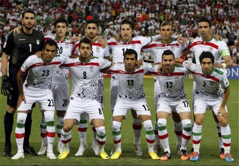 Iran Moves Up 10 Places in FIFA Rankings