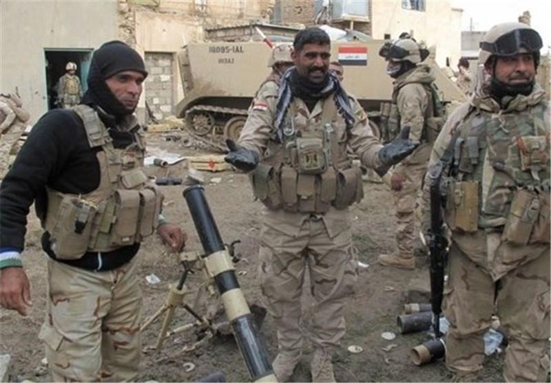 القوات العراقیة تسیطر بالکامل على سایلو خان ضاری وتقتل جمیع الارهابیین المهاجمین