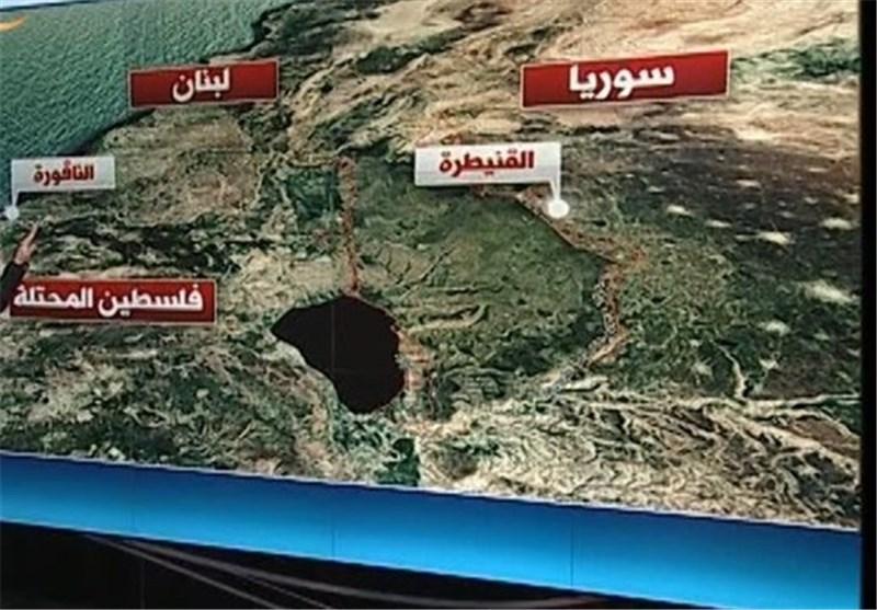 عدوان القنیطرة یعید الحدیث عن وحدة الجبهة الشمالیة لفلسطین المحتلة بین لبنان وسوریا