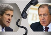 Russia's Lavrov Discusses Syria, Yemen with Kerry