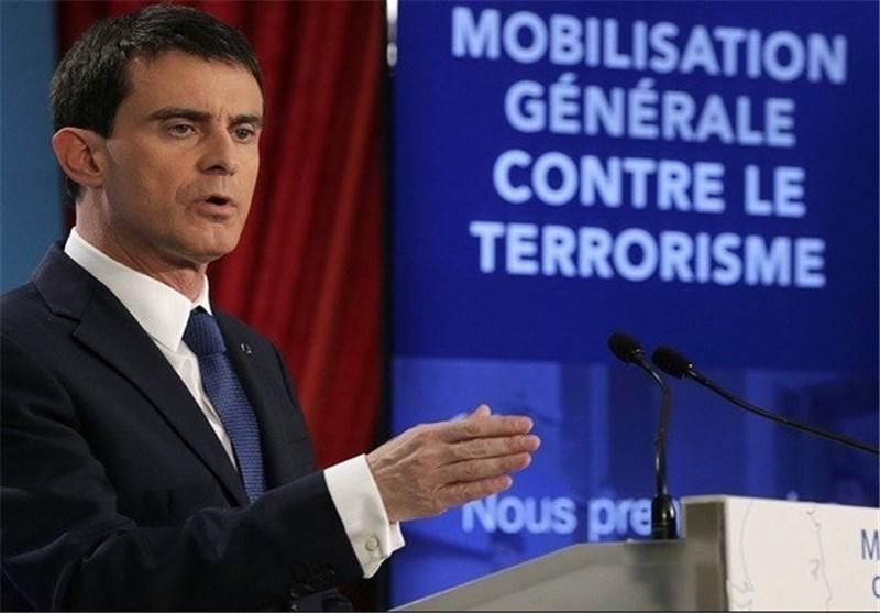 الحکومة الفرنسیة تفرض مراقبة مشددة على 3000 آلاف مشتبه به فی قضایا ارهاب