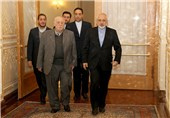 Zarif Reiterates Iran's Support for Palestinian Cause