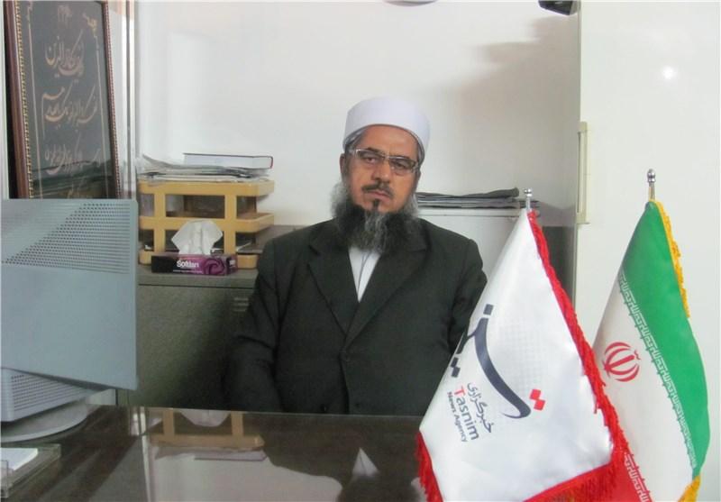 روز ملّی استکبارستیزی| مولانا فاروقی: حضور پرشور مردم در راهپیمایی 13 آبان نقشههای دشمن را خنثی میکند