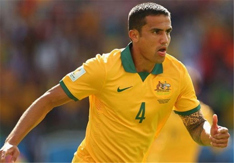Tim Cahill Sends Australian into Asian Cup Semis