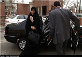 شهیندخت مولاوردی معاون رئیسجمهوری در امور زنان و خانواده