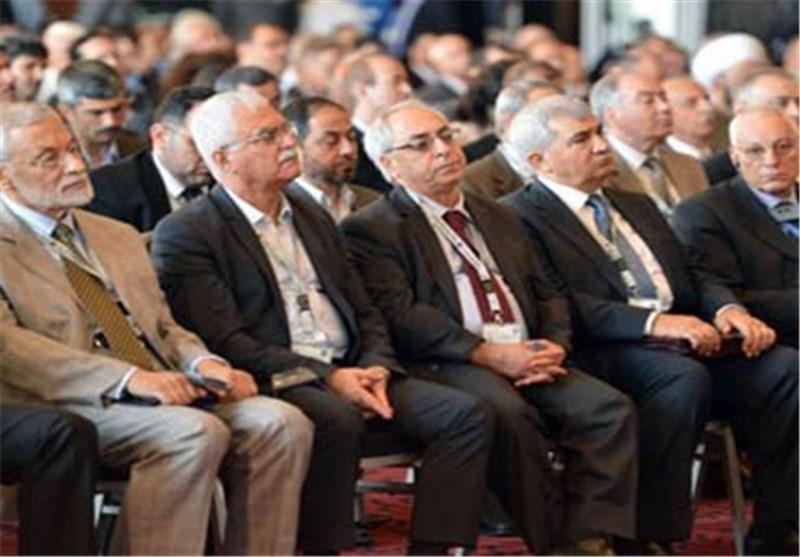 انطلاق محادثات أطیاف المعارضة السوریة فی القاهرة