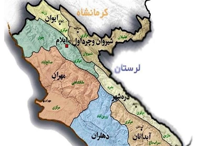 مرزهای استان ایلام در امنیت کامل به سر میبرد