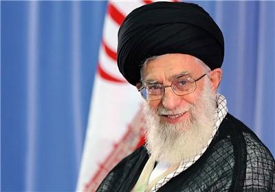 امام خامنهای در جشن نیکوکاری مشارکت کردند