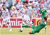 Iran Football Team Loses to Iraq in Friendly